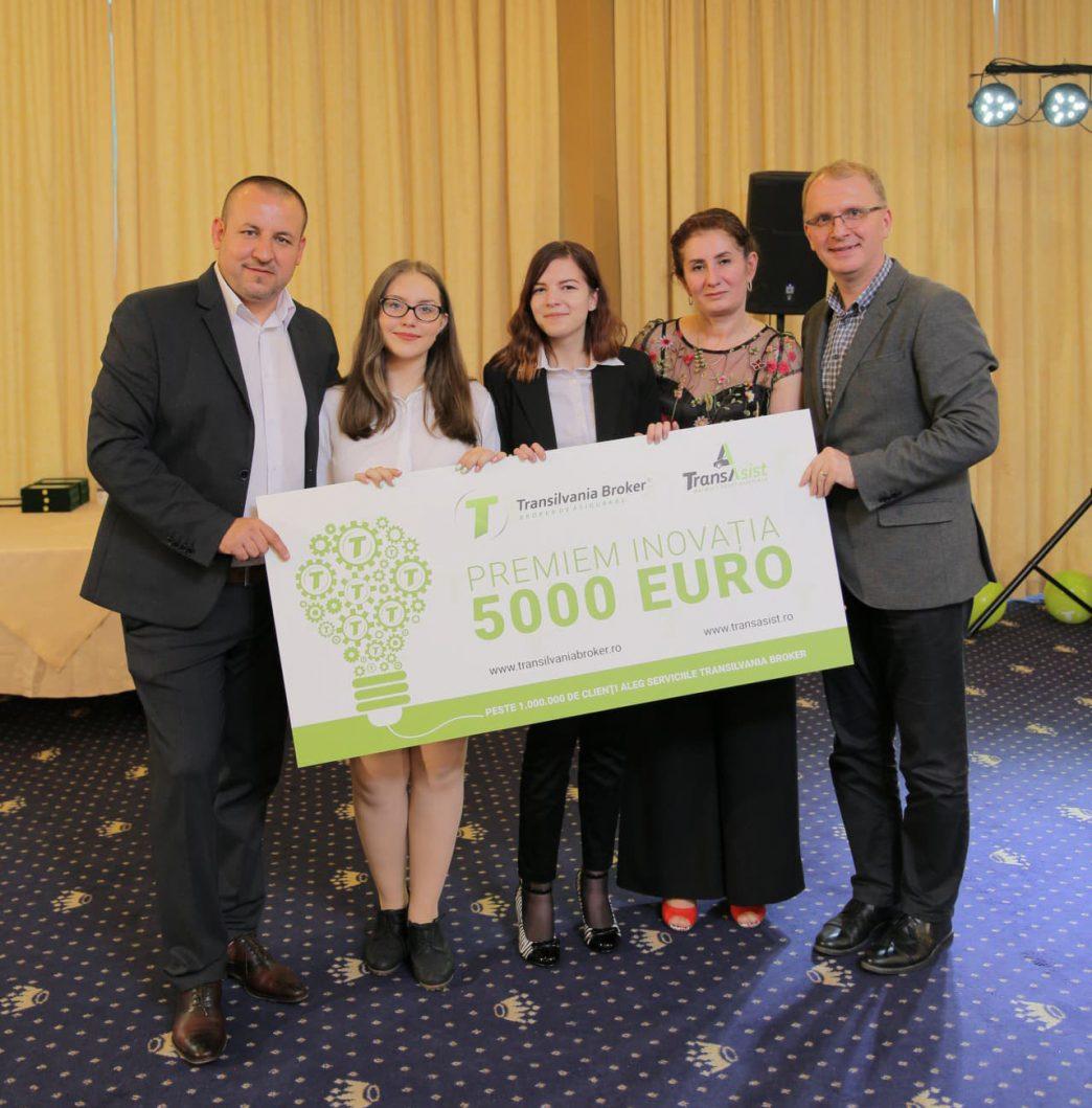 Transilvania Broker oferă o sponsorizare de 5.000 de euro pentru elevii premiați de NASA la concursul Space Settlement Design 2018