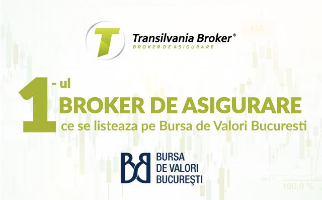 Anunț cu privire la intenția de listare pe Bursa de Valori București