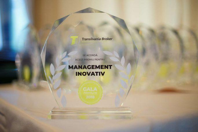 Gala premiilor Transilvania Broker 2018