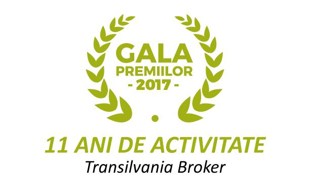 Gala premiilor Transilvania Broker 2017
