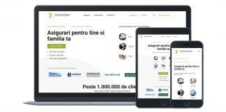 Noul site Transilvania Broker de Asigurare
