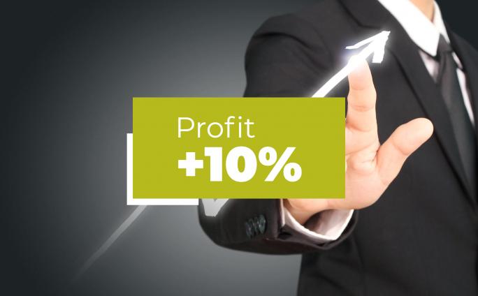 Profit în Creștere cu peste 10% în Trimestrul I 2019